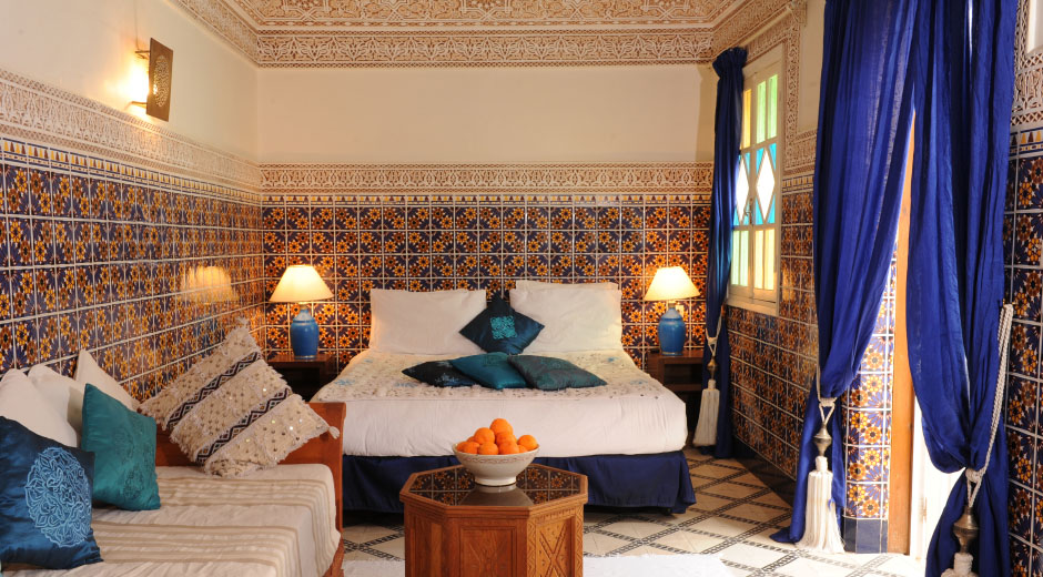 Riad marrakech riad shaden for Best riads in marrakesh